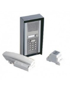 Interphone VIDEX 1 poste, en applique